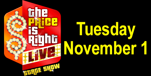 Come on down the price is right live stage show is coming to the