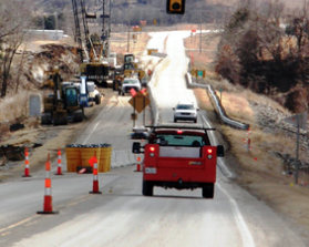 Budget shortfall leads to stall on KDOT road projects