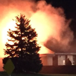 Fire after FBI shootout at Kan. motel caused $350K in damage