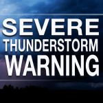 Severe Thunderstorm WARNING in Effect for Portions of Saline, Ellsworth & Lincoln Counties