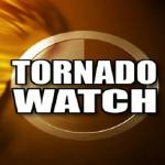 Tornado WATCH Issued Until 11:00 PM