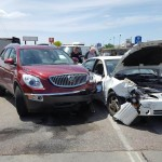 Afternoon Accident Sends One To Hospital