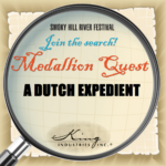 First Clue Released in 2016 River Festival Medallion Quest