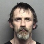 Man Arrested After Allegedly Head Butting, Spitting on Police Officer
