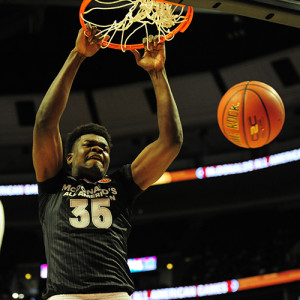 Kansas Lands Big Man for Men's Basketball
