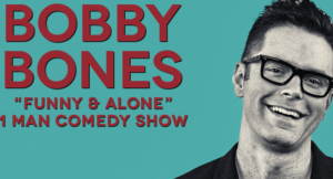Tickets On Sale for 99KG's Bobby Bones TODAY!
