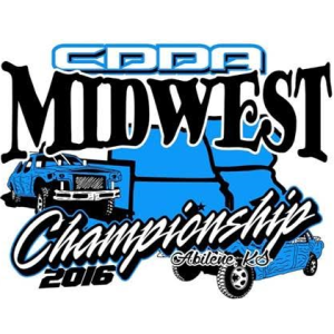 CDDA Midwest Championship in Abilene May 13th & 14th