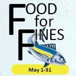 Food for Fines To Benefit Project Salina