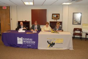 KWU Signs Two 2+2 Agreements With CCCC