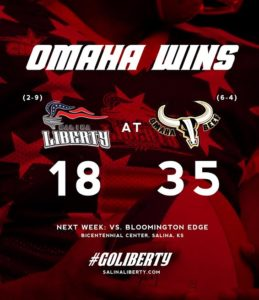 Liberty Drops Sixth Straight Game at Omaha