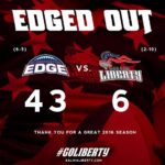 Liberty Season Ends on Sour Note