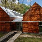 University of Kansas class unveils new sustainable house