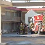 Kansas motel fire under investigation