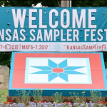 Kansas Sampler Festival this weekend