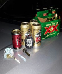 3 arrested for drugs alcohol and alleged kansas fishing for Kansas fish and game
