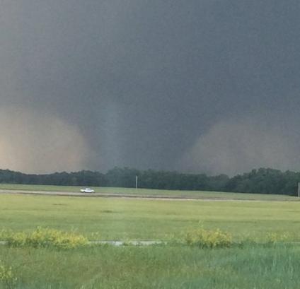 Kansas Storms: 20 Homes Damaged. 2 Critically Injured