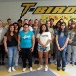 Second Group of South Students Tour CCCC Cadaver Lab