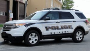 Salina man arrested in Abilene after threatening woman, fleeing