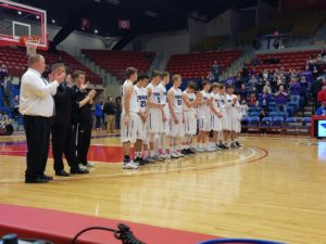 SES boys take third at 3A state tournament