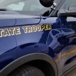 Four Dickinson County teens hospitalized after crash into hay bales