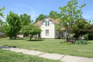 Home For Sale – 207 N. Roosevelt, Lindsborg