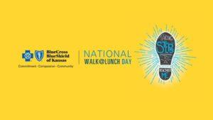 April 25 National Walk at Lunch Day 2018- Salina
