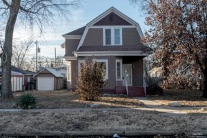 Hardwood Floors and Large Kitchen – 320 S 12th