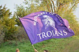 SES Trojans Get Fourth Win