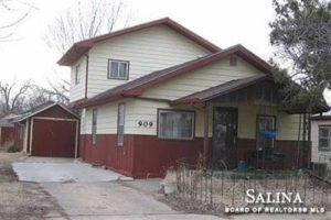 Home For Sale – 909 N. 8th Street