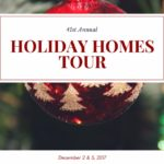 Abilene Holiday Homes Tour December 2nd and 3rd