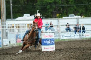 Abilene Rodeo Nominated One of Top 5 PRCA Medium-sized Rodeos