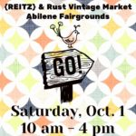 Vintage Market Set for Saturday at Abilene Fairgrounds