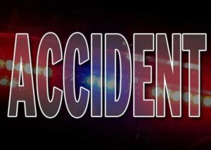 Injury accident on East Republic