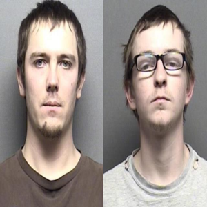 Sheriff's Office Arrests Two in Connection With August Arson