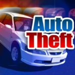 Vehicle Stolen from Rural Saline County Home