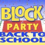 6th Annual Back to School Block Party Planned