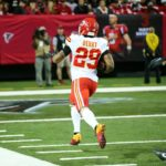 Berry's 2 picks carry Chiefs to 29-28 win over Falcons