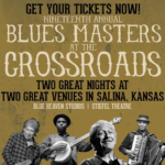Blues Masters at the Crossroads Returns To Salina