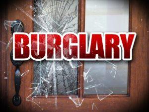 Storage Shed Burglary