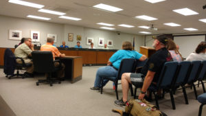 City commission OKs Cowie's resignation request