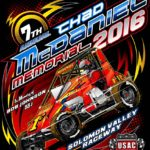 Chad McDaniel Memorial Race Set for August 3rd at Solomon Valley Raceway