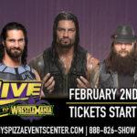 WWE LIVE Coming to Salina