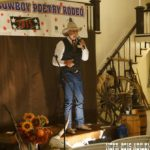 Cowboy Poetry Competition Takes Place During Rodeo Days in Abilene