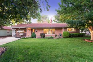 Ranch Home with Great Curb Appeal – 617 Morningside Drive