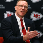 Chiefs, Dorsey Agree to Part Ways