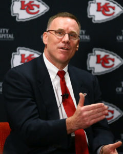 Chiefs, Dorsey Agree to Part Ways