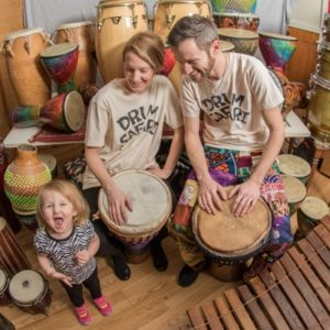 Update-Drum Safari to Help Kickoff Summer at the Library