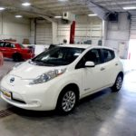 Grant Funds Purchase Salina Tech's First Electric Car