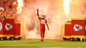 Chiefs Sign Safety Eric Berry