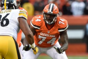 Chiefs Acquire OL Cameron Erving in Trade with Browns